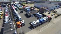 Piaţa de vânzare Kaus Trucks