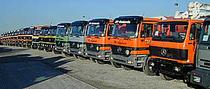 Piaţa de vânzare Trucks Trailers & Machinery BV