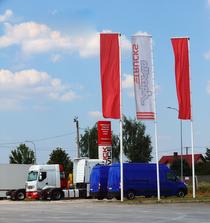 Piaţa de vânzare Signella Trucks Sp. z o.o.