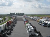 Piaţa de vânzare Hulleman Trucks B.V.
