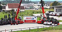 Piaţa de vânzare Hecht Fördertechnik GmbH