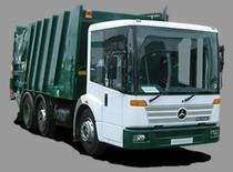 Piaţa de vânzare Refuse Trucks