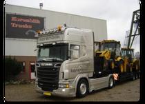 Piaţa de vânzare Korenblik Trucks