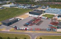 Piaţa de vânzare Louis Boon Trucks & Trailers BV
