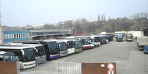 Piaţa de vânzare Sarwary Omnibushandel KG