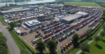 Piaţa de vânzare Kleyn Trucks